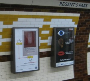 Regents Park tube station
