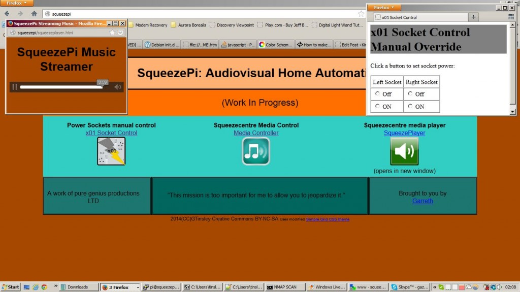 V2 of the User interface.